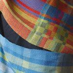 Farbbild in Textil